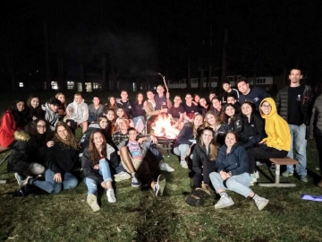 Joining up: 33 Yachad participants from abroad finish mechina and enter the IDF