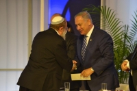 Israel Prize Awarded to Rabbi Eli Sadan