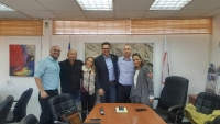 Be'Artzeinu on the cusp of breaking ground in Arad: Community-building activists meet with the mayor of Arad and tour the future site of the alumni neighborhood