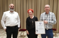 Joint Council of Mechinot wins 2020 Jerusalem Unity Prize